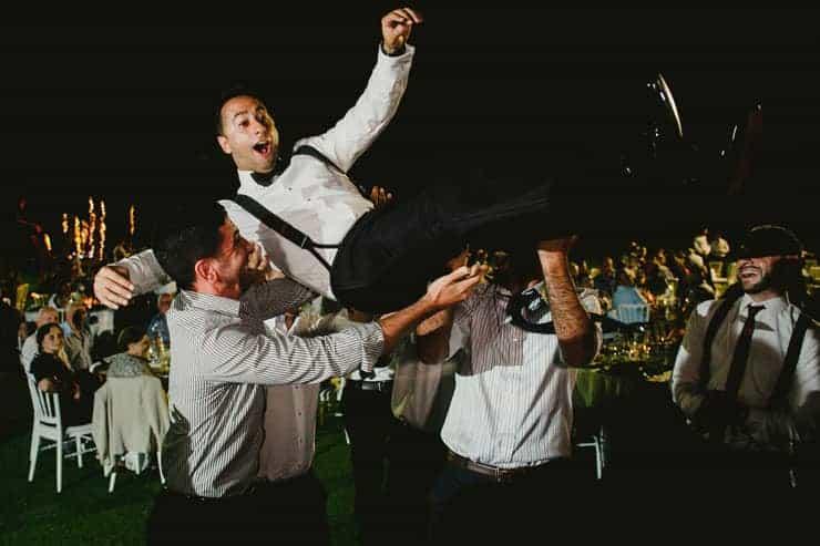 North Cyprus Korineum Wedding - party time