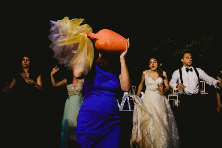 Gırne Korineum Düğün Fotoğrafçısı - Pasta Kesimi