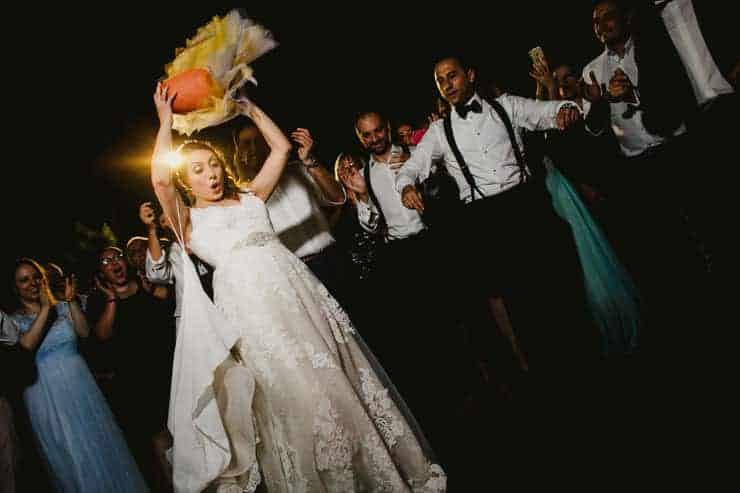 Gırne Korineum Düğün Fotoğrafçısı - Testi Dansı