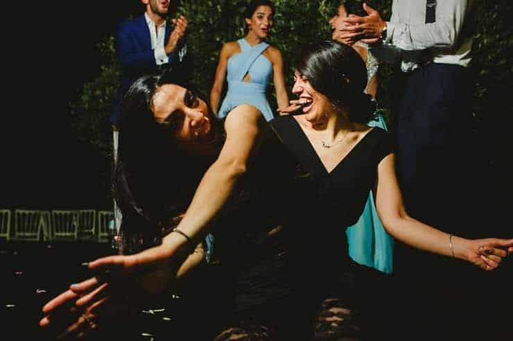 Kyrenia Korineum Wedding Photographer - After Party Moments