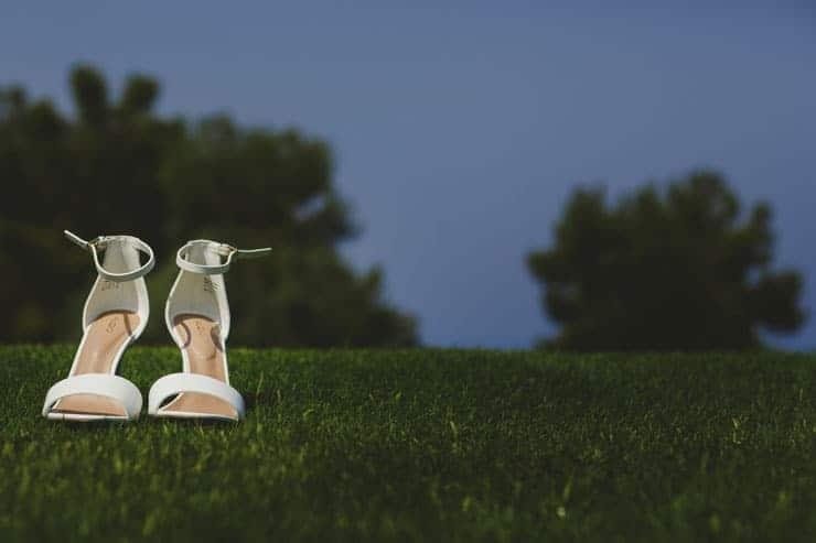 Dugun Gunu Hikayesi Korineum - ayakkabısı