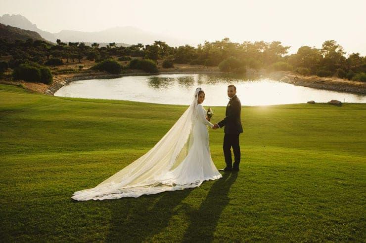 A Korineum Photo Day bride