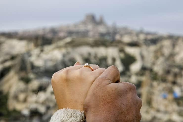 rings cappadocia