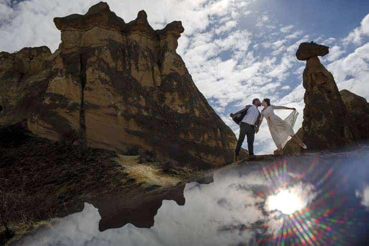 shooting Cappadocia Turkey