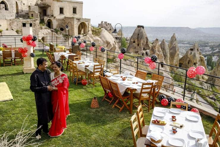 Indian Wedding Photos at Cappadocia Turkey