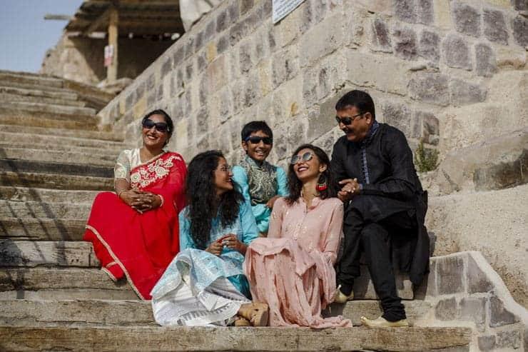 Indian Wedding Photos at Taskonaklar Cappadocia