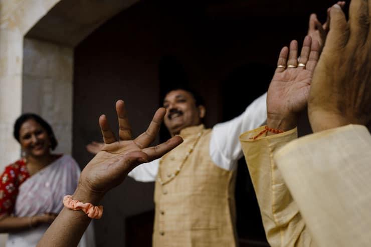 Indian Wedding Photos at Taskonaklar Hotel Cappadocia
