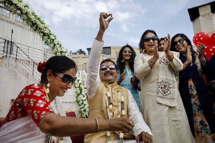 Indian Wedding Photos Cappadocia Turkey traditional