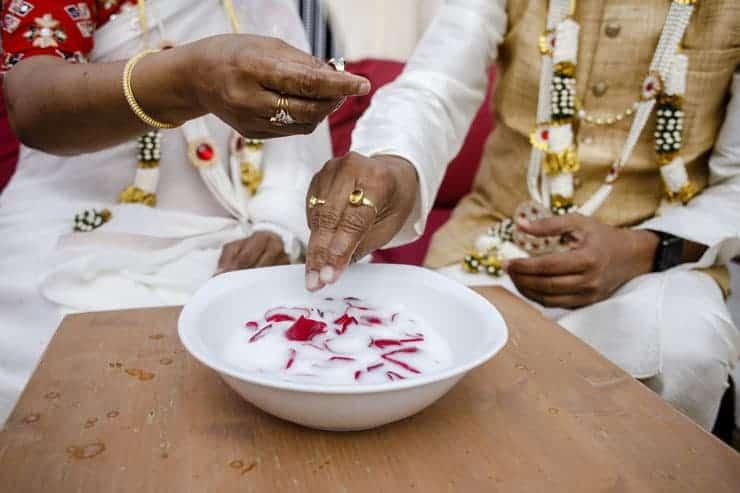 Indian Wedding Photos Cappadocia Turkey traditional ceremony
