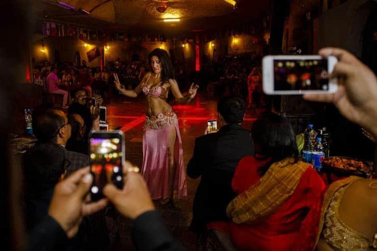Indian Wedding Reception Cappadocia Turkey - Turkish Night Henna