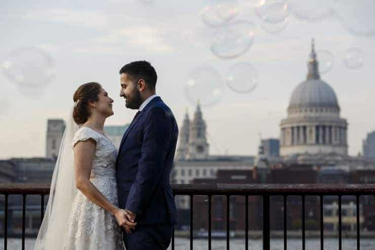 wedding photo session london