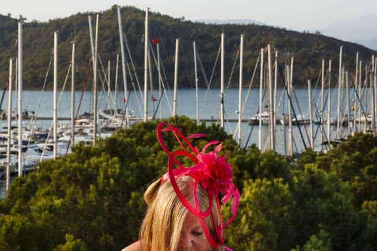 Fethiye Yatch Bohem Hotel Wedding Photographer