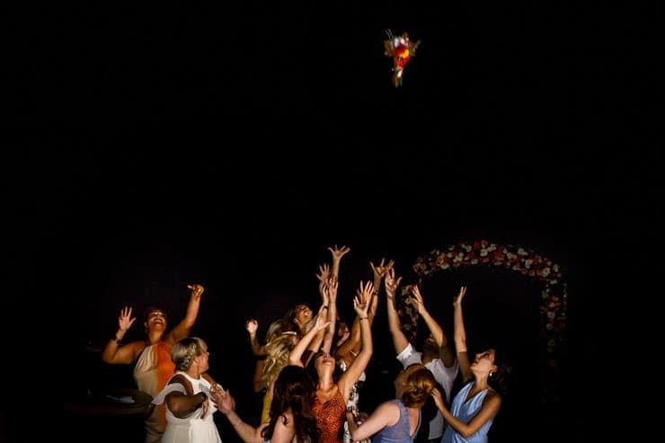 Fethiye Help Beach Wedding Photography - bouquet