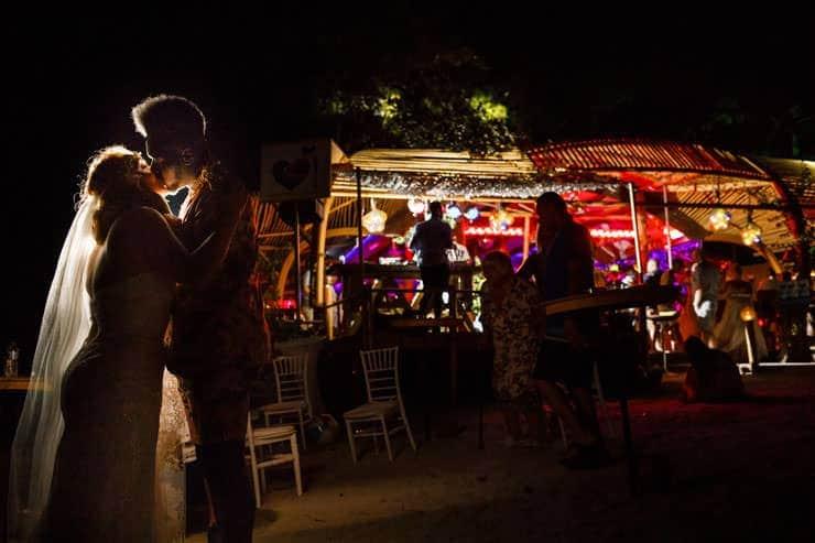 Fethiye Help Beach Wedding Photos - guest book