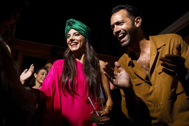 Istanbul Lebanese Wedding Photos - dj groom