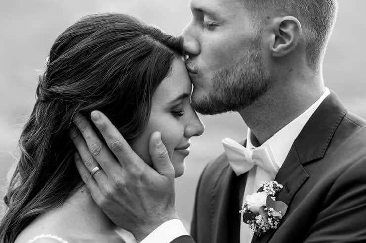 Villa Orselina Locarno Wedding Photo