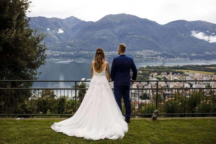 Villa Orselina Locarno Wedding Photos