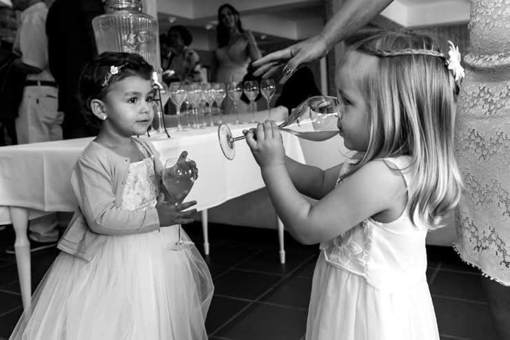 Villa Orselina Locarno Wedding Ceremony - speeches