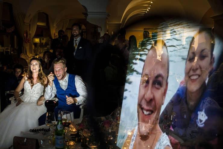 Villa Orselina Locarno Wedding - night shooting