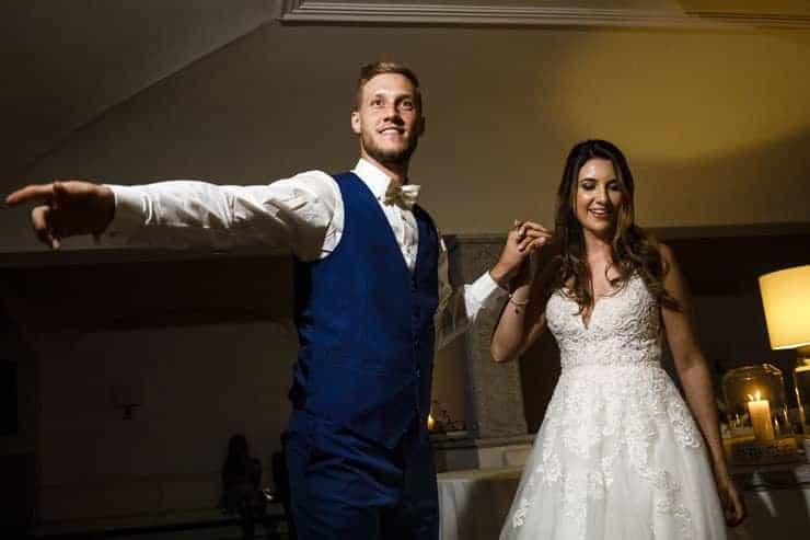 Villa Orselina Locarno Wedding - first dance