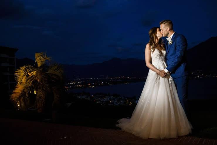 Villa Orselina Locarno Wedding - after party