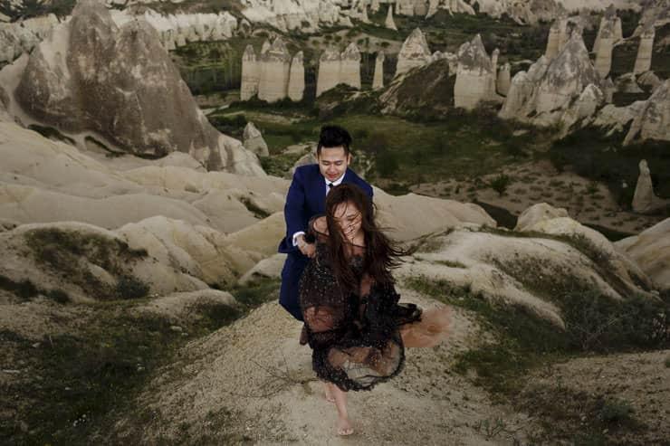 Engagement Shooting Cappadocia