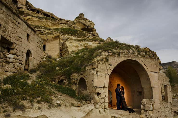 Engagement Photos Cappadocia