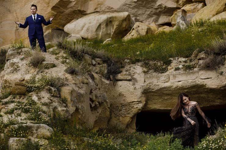 Engagement Photographer Cappadocia
