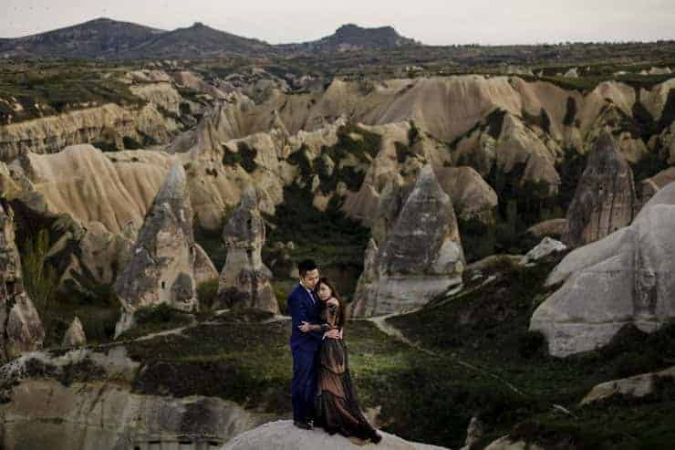 Cappadocia Pre Wedding Photos