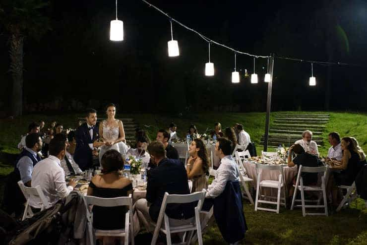Euphoria Aegean Resort Dugun - İzmir Wedding Reception