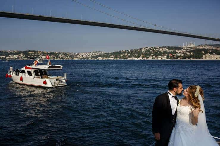 Istanbul Esma Sultan Dugun Cekimi
