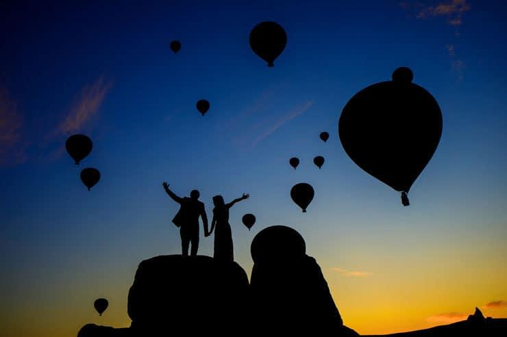 Turkey Cappadocia outdoor photo shoot