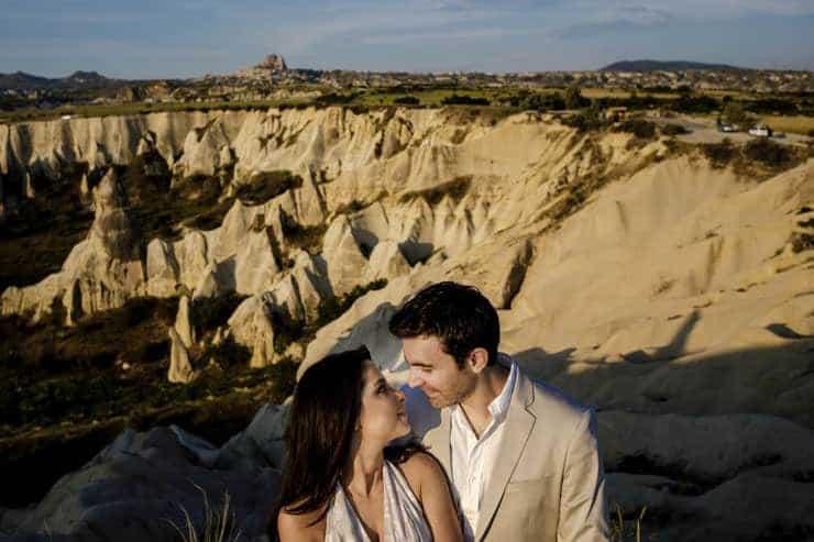 Kapadokya Dis Cekim Fotograflari