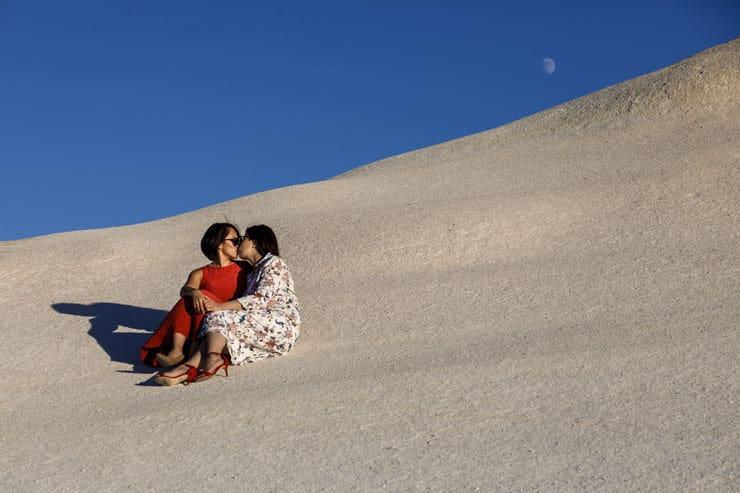 Turkey Cappadocia gay couple photos wedding