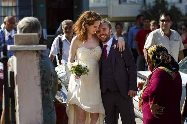 photos of wedding traditions in turkey