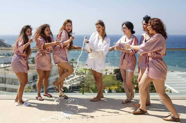 Kibris Girne Acapulco Hotel Dugun Fotograflari