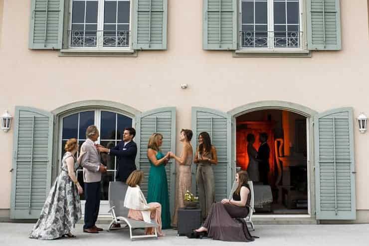 Le Mirador Resort Wedding Photos