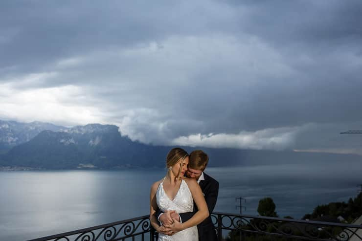 Le Mirador Resort Wedding Photos