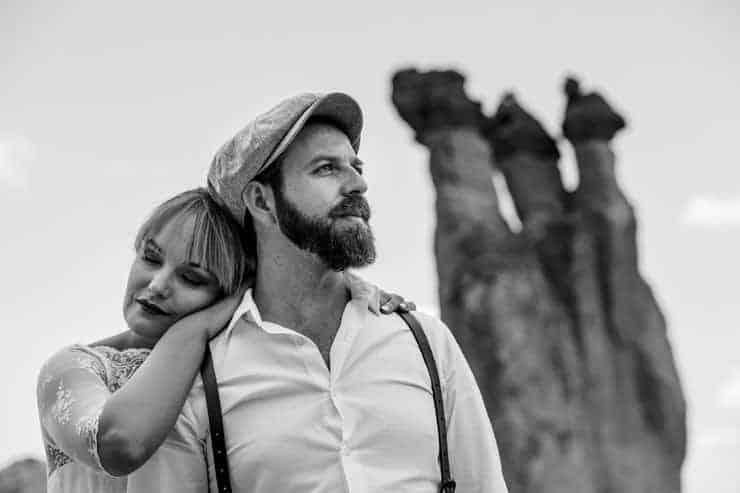 Cappadocia Photographer for pre wedding