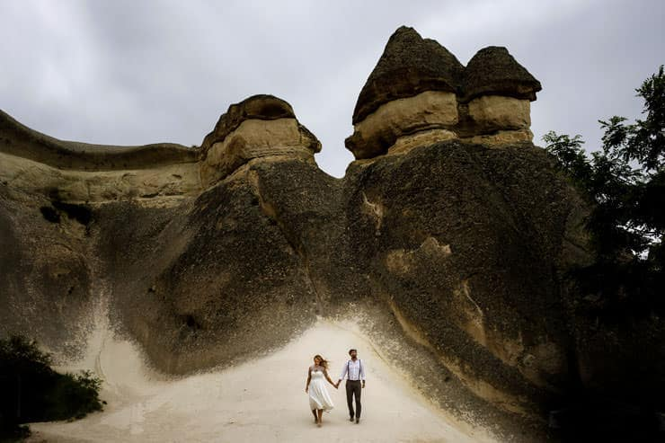 Cappadocia Photographer for pre wedding