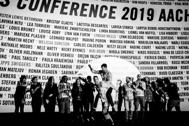 Fearless Photographers Konferansında Konusmaci Olmak