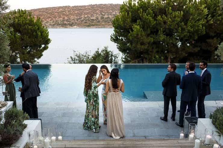 Bodrum Villa Macakizi Dugun Fotograflari ve Videosu