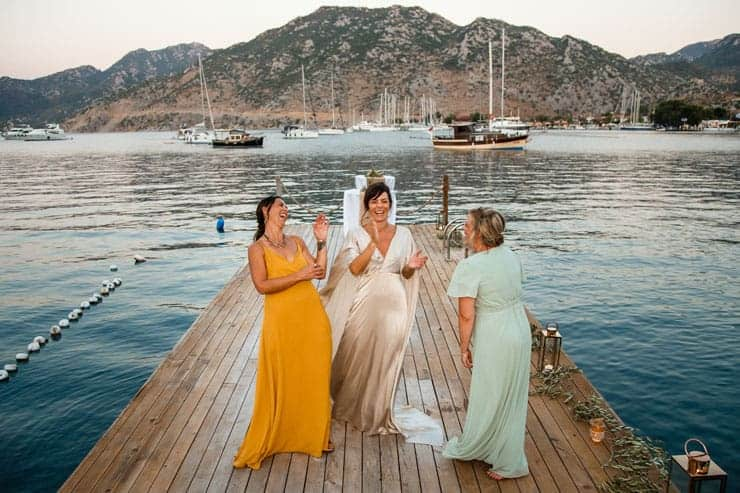 Marmaris Selimiye Wedding Photography