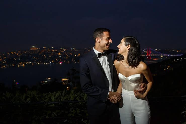 Wedding Ceremony Photos in Patriarchate Church Istanbul Turkey