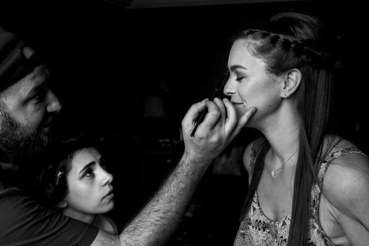 istanbul patrikhane dugun fotograflari Yunan cift