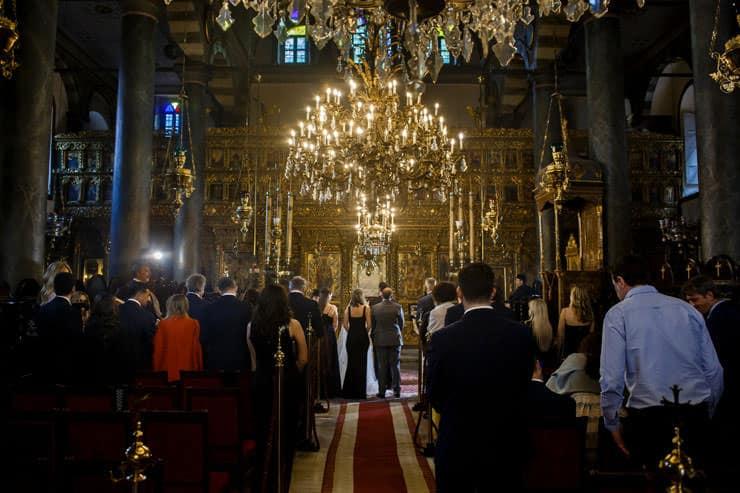 Istanbul Patrikhane Dugun Fotograflari Yunanli Cift