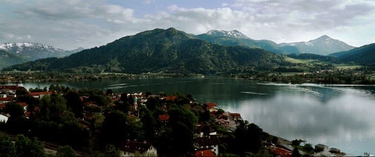 tegernsee germany video