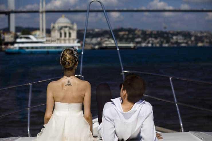 Istanbul Elios Sedef Dugun Fotograflari Cekimi