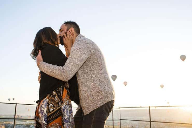 Kapadokya Nasıl Evlenme Teklifi Edilir