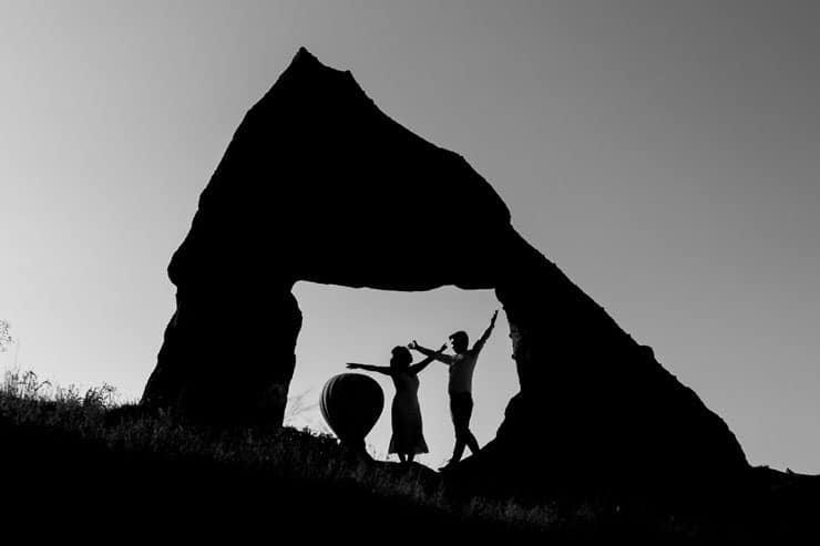 cappadocia prenup photoshoot pre wedding